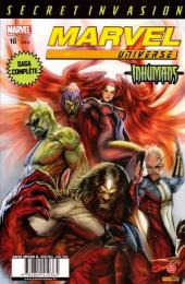 Marvel Universe (Panini - 2007) -16- Famille
