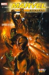 Marvel Universe (Panini - 2007) -1- Annihilation (1/4)