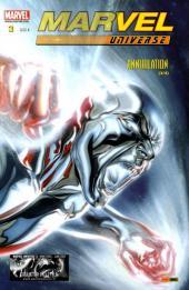 Marvel Universe (Panini - 2007) -3- Annihilation (3/4)