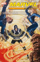 Marvel Universe (Panini - 2007) -6- Silent war