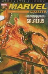 Marvel Universe (Panini - 2007) -7- Aliénation