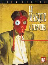 Masque à l'envers (le) -1- Le masque à l'envers