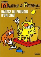 Maurice et Patapon -4- Hausse du pouvoir d'un chat