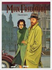 Max Fridman (Les aventures de) -1c- Rhapsodie hongroise