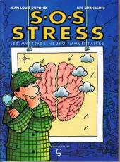 (AUT) Cornillon -Pub- S.O.S. Stress - Les mystères neuro-immunitaires