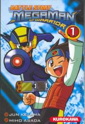 Megaman NT Warrior -1- Tome 1