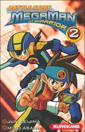 Megaman NT Warrior -2- Tome 2