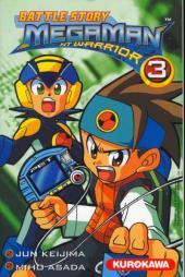 Megaman NT Warrior -3- Tome 3