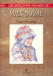 Les meilleurs récits de... -HS1- Yves Duval - Croquis de voyage