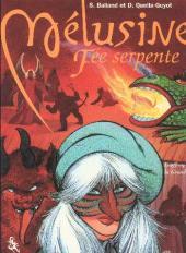 Mélusine, Fée serpente -2- Geoffroy la Grand'Dent