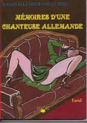 Mémoires d'une chanteuse allemande -1- Tome 1