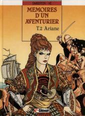 Mémoires d'un aventurier -2- Ariane