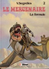 Le mercenaire -2b90- La formule