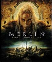 Couverture de Merlin (Istin/Briclot/Rossbach) - Merlin