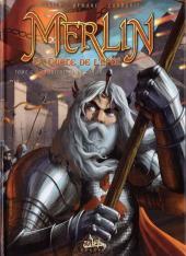 Merlin - La quête de l'épée -2- La forteresse de kunjir
