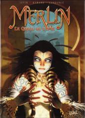 Merlin - La quête de l'épée -3- Swerg le maudit