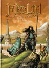 Merlin - La quête de l'épée -1- Prophétie