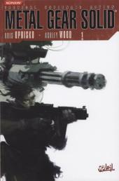 Metal Gear Solid -1- Tome 1