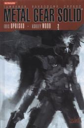 Metal Gear Solid -2- Tome 2
