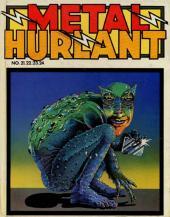 (Recueil) Métal Hurlant -6- Recueil Métal Hurlant du N°21 au N°24