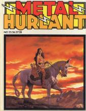 (Recueil) Métal Hurlant -7- Recueil Métal Hurlant du N°25 au N°28