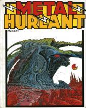 (Recueil) Métal Hurlant -1- Recueil Métal Hurlant du N°1 au N°4