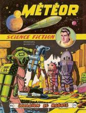 Météor (1re Série - Artima) -16- Invasion de robots