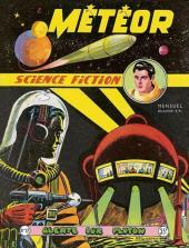 Météor (1re Série - Artima) -17- Alerte sur pluton