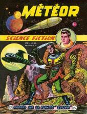 Météor (1re Série - Artima) -20- Avatars sur la planète sylva