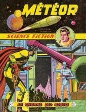 Météor (1re Série - Artima) -21- La guerre des robots