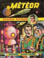 Météor (1re Série - Artima) -27- Nutricia, planète convoitée