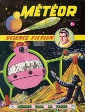 Météor (1re Série - Artima) -31- Menace pour la terre