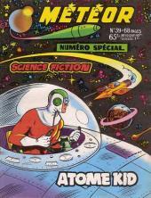 Météor (1re Série - Artima) -39- En route pour Mars (n°spécial)