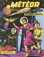 Météor (1re Série - Artima) -54- Terre symétrique (n° spécial)