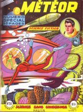 Météor (1re Série - Artima) -58- Science sans conscience