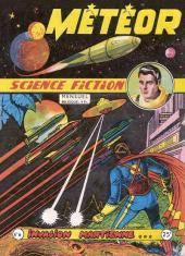 Météor (1re Série - Artima) -6- Invasion martienne