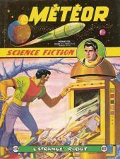 Météor (1re Série - Artima) -74- L'Étrange robot