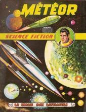 Météor (1re Série - Artima) -85- La chasse aux satellites