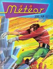 Météor (1re Série - Artima) -98- La planète des cyclones