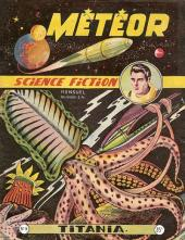 Météor (1re Série - Artima) -9- Titania