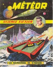 Météor (1re Série - Artima) -34- Les ravisseurs de l'espace