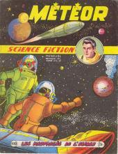 Météor (1re Série - Artima) -40- Les naufragés de l'espace