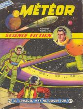 Météor (1re Série - Artima) -60- Le satellite
