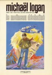 Michaël Logan -6- Le moineau déchainé + L'intrus