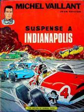 Michel Vaillant -11a1972- Suspense à Indianapolis