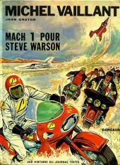 Michel Vaillant -14a'- Mach 1 pour Steve Warson