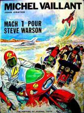 Michel Vaillant -14a- Mach 1 pour Steve Warson