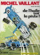 Michel Vaillant -18e1984- De l'huile sur la piste !