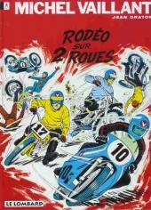 Michel Vaillant -20g1996- Rodéo sur 2 roues