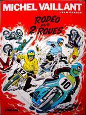 Michel Vaillant -20d1976'- Rodéo sur 2 roues